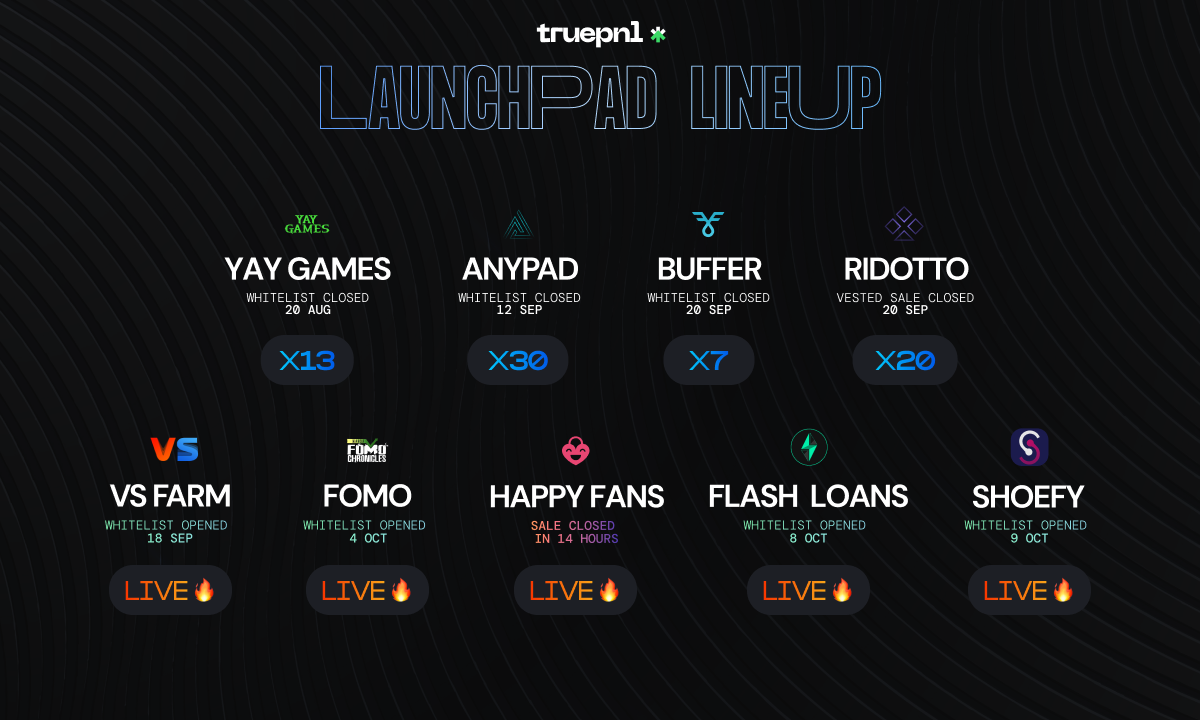 TruePNL Launchpad Review: Why Is It Undervalued?